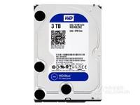 WD/西部数据 WD30EZRZ 3TB台式机电脑机箱硬盘 蓝盘 SATA3.0