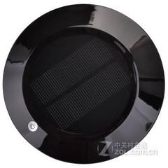 酷道909b 太阳能车载空气净化器 黑色