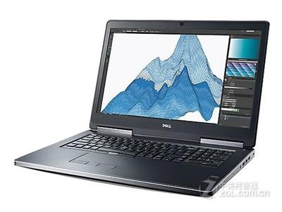 戴尔 Precision M7710 系列(Xeon E3-1535M v5/32GB/256GB)