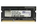 Team 低电压 4GB DDR3 1600(TED3L4G1600C11-SBK)