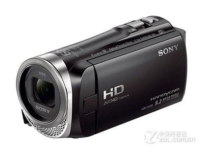 索尼(SONY) HDR-CX450 高清动态摄像机(5轴防抖 30倍光学变焦 3.0英寸触屏)