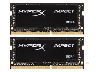 金士顿骇客神条Impact 16GB DDR4 2400(HX424S14IBK2/16)