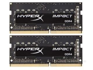金士顿骇客神条Impact 8GB DDR4 2133(HX421S13IBK2/8)