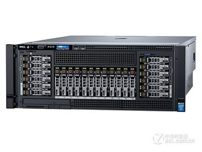 戴尔 PowerEdge R930 机架式服务器(Xeon E7-4820 v3/8GB/300GB)
