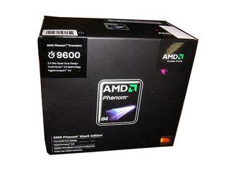 AMD 羿龙 X4 9600(黑盒)