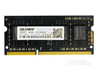 光威战将笔记本 4GB DDR3 1333