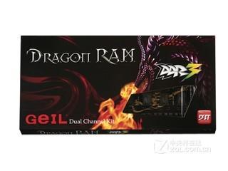 金邦黑金龙系列8GB DDR3 1600 C11(GD38GB1600C11SC)