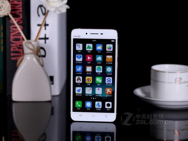 限量发售◆ vivo X9s活力蓝全网通4G前置双摄拍照智能手机vivoX9
