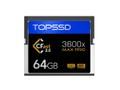 天硕CFast MAX Pro系列 3600X(64GB)