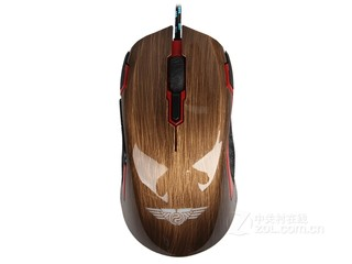 新贵猎鲨豹8000骑士版游戏鼠标