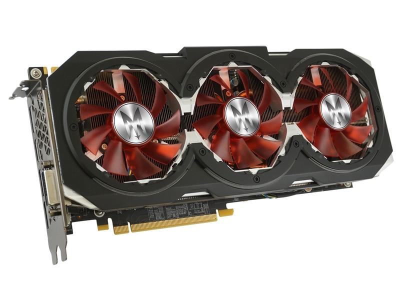 影驰GeForce GTX 1080 GAMER