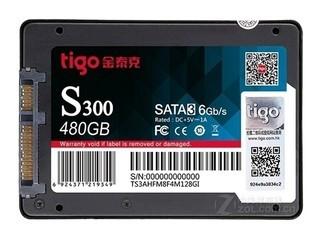 金泰克S300 SATA3(480GB)