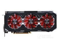 影驰GTX1060 GAMER 6G 台式机电脑独立游戏显卡RGB信仰灯 三风扇