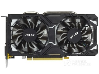 索泰GeForce GTX 1060-3GD5 毁灭者 HA