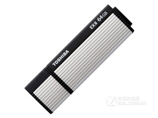 东芝TransMemory EXII 64GB(V3OE2-064GT)