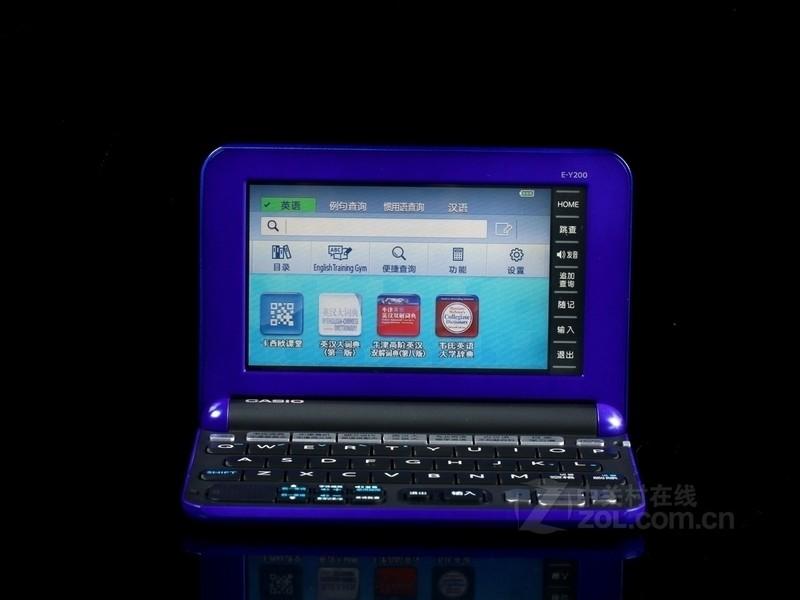 辞典权威 卡西欧 E-Y200仅售2360元