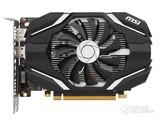 微星GeForce GTX 1050Ti 4G OC