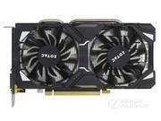 索泰 GeForce GTX 1060-6GD5 毁灭者 HA