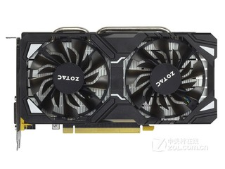 索泰GeForce GTX 1060-6GD5 毁灭者 HA