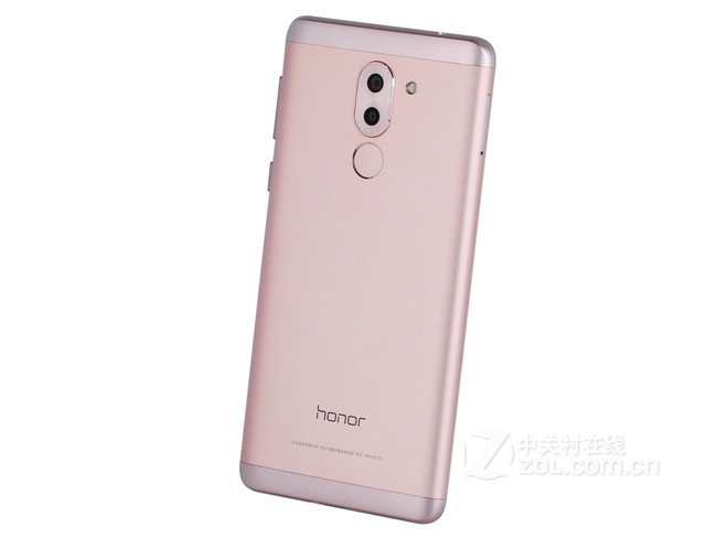 荣耀(Honor)畅玩6X智能手机(全网通 冰河银 4GB+64GB 双卡双待