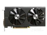 蓝宝石RX 470D 4G D5 超白金 OC