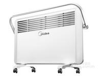 美的取暖器防水电暖器家用暖风机17DW静音电暖气居浴两用浴室节能
