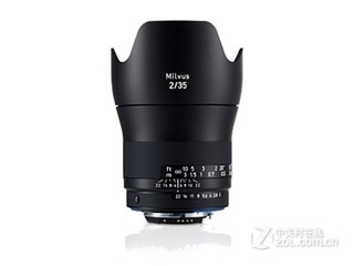 卡尔·蔡司Milvus 35mm f/2.0 ZF.2