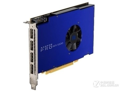 AMD Radeon Pro WX 5100 8GB 新架构5K 专业绘图显卡 全新原装 保修三年