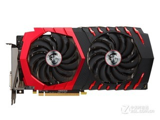 微星Radeon RX 480 GAMING X 8G
