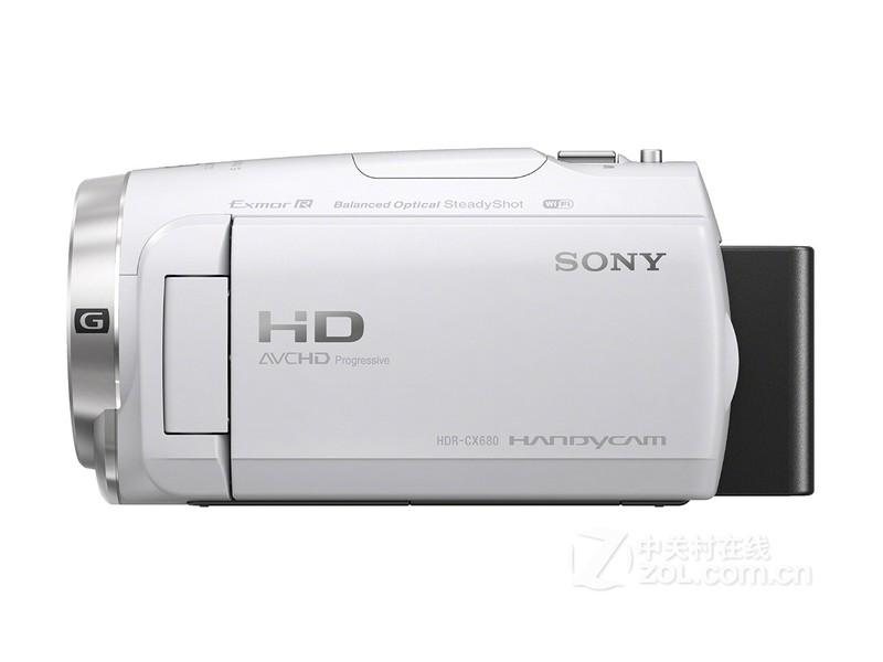 索尼HDR-CX680
