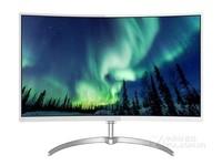 京天华盛278E8Q飞利浦曲面显示器27英寸HDMI护眼液晶电脑显示屏27