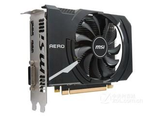 微星GeForce GTX 1050 2GB AERO ITX OC