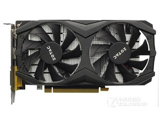 索泰GeForce GTX 1050-2GD5 银河版 PA