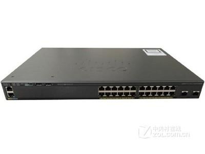 CISCO WS-C2960X-24TD-L