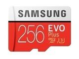 三星 micro SDXC卡 EVO PLUS(256GB)