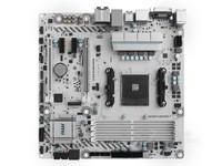 MSI/微星 B350 MORTAR ARCTIC B350小板 支持R5 1600 R7 1700