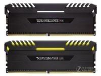 美商海盗船 复仇者RGB灯条 DDR4 8G*2 16G套装CMR16GX4M2C3000C15