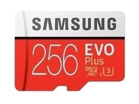 三星micro SDXC卡 EVO PLUS(256GB)