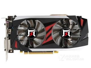 耕升GTX 1050Ti烈风 RGB-4GB