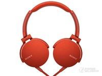 索尼MDR-XB550AP耳机 (头戴式 有线 音乐 低音 游戏 红色) 京东265元(赠品)