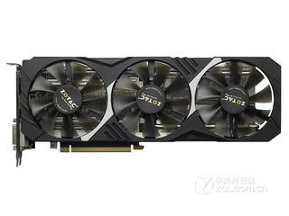 索泰GeForce GTX 1060-6GD5 霹雳T3 OC