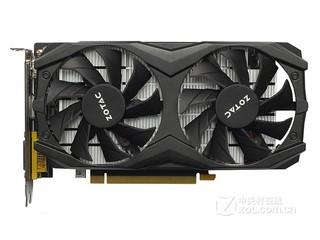 索泰GeForce GTX 1050Ti-4GD5 银河版 PB