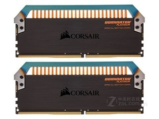 海盗船统治者铂金 32GB DDR4 3200(CMD32GX4M2C3200C14T)