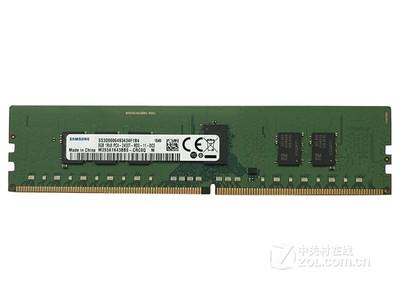 三星 REG 8GB DDR4 2400 1R*8
