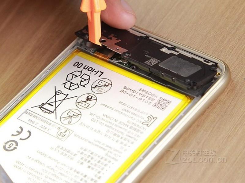 荣耀8青春版(PRA-AL00X/4GB RAM/全网通)专业拆机