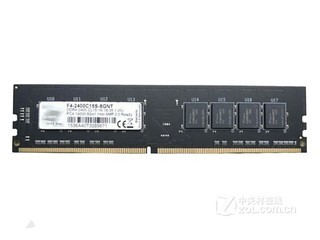 芝奇Value 8GB DDR4 2400(F4-2400C15S-8GNT)