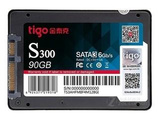 金泰克S300 SATA3(90GB)