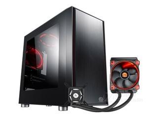 Tt 启航者F1+ 枭龙120 一体式CPU水冷散热器(支持AM4)