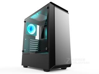 Phanteks追风者P300钢化玻璃RGB水冷机箱