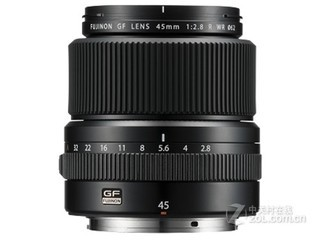 富士GF 45mm f/2.8 R WR